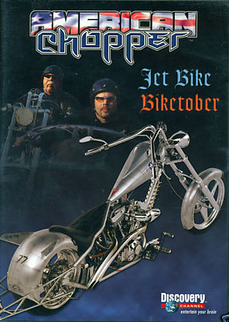 Image for American Chopper: Jet Bike & Biketober