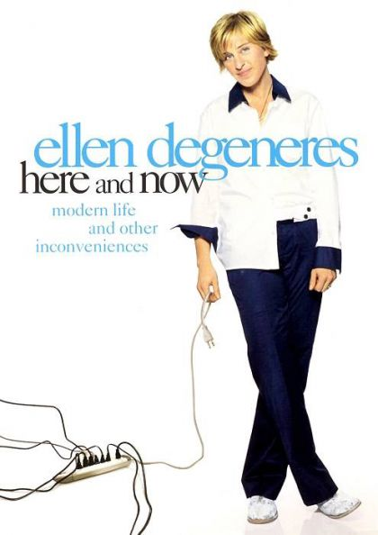 Image for Ellen Degeneres: Here And Now