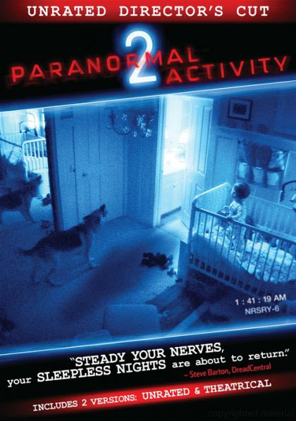 Image for Paranormal Activity 2