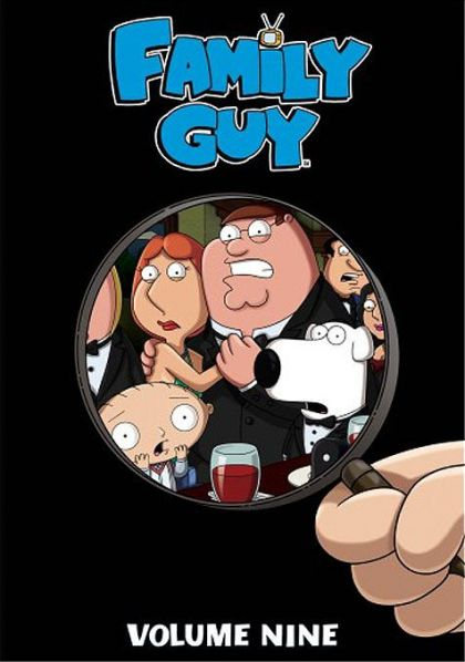 Image for Family Guy: Season 9