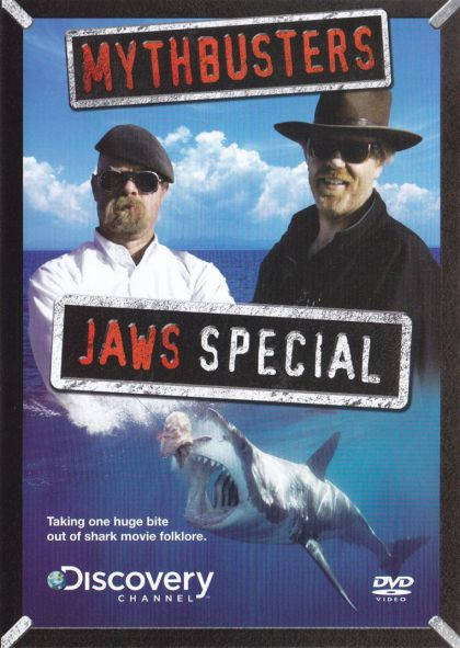 Image for Mythbusters: Jaws Special
