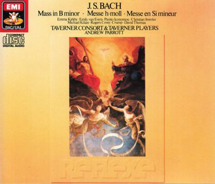 Image for Bach:St John Passion