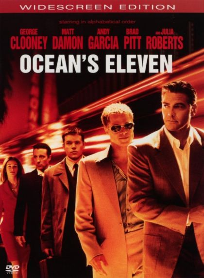 Image for Ocean's Eleven