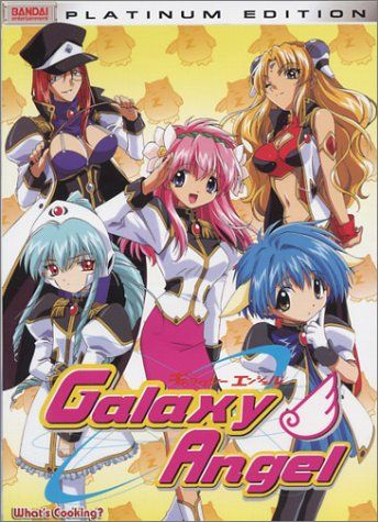 Image for Galaxy Angel: Season 1