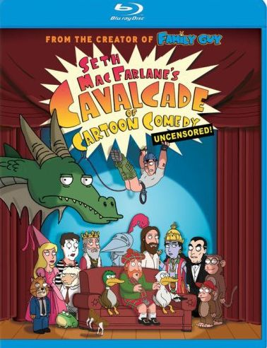 Image for Seth Macfarlane's Cavalcade Of Cartoon Comedy