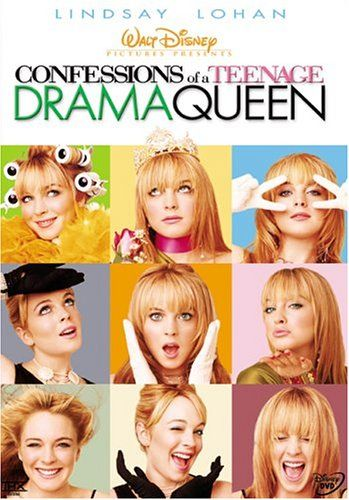 Image for Confessions Of A Teenage Drama Queen