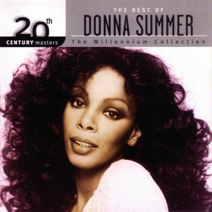 Image for The Best Of Donna Summer: 20th Century Masters - T