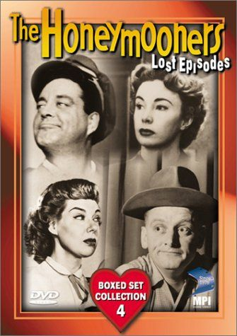 Image for Honeymooners: The Lost Episodes: Box Set #2