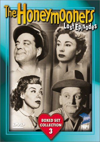 Image for Honeymooners: The Lost Episodes: Box Set #3