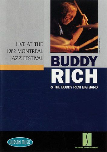 Image for Buddy Rich: Live 1982 Montreal Jazz Festival