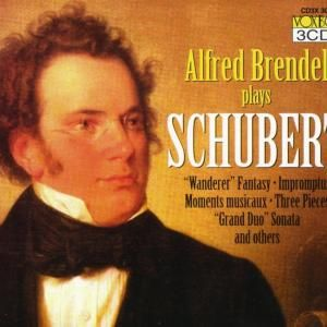 Image for Alfred Brendel Plays Schubert