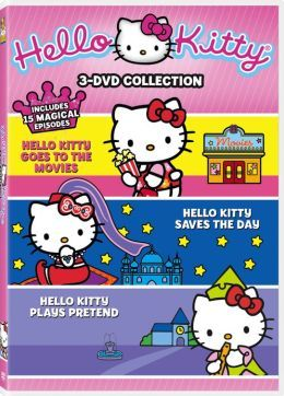 Image for Hello Kitty Triple Pack