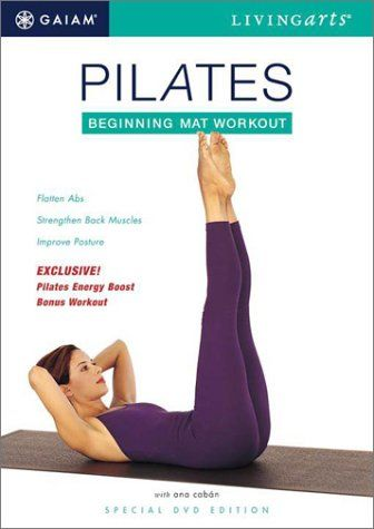 Image for Pilates Beginning Mat Workout