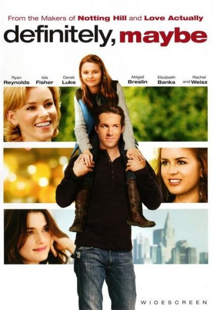 Image for Definitely, Maybe
