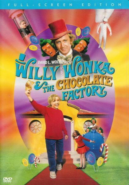 Image for Willy Wonka & The Chocolate Factory