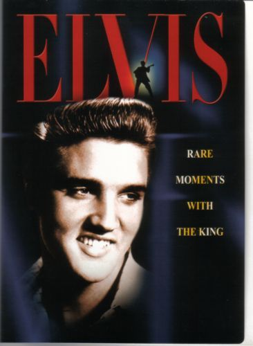 Image for Elvis: Rare Moments With The King