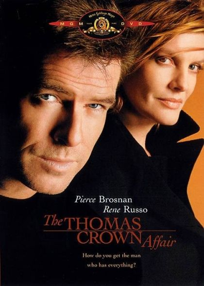 Image for The Thomas Crown Affair
