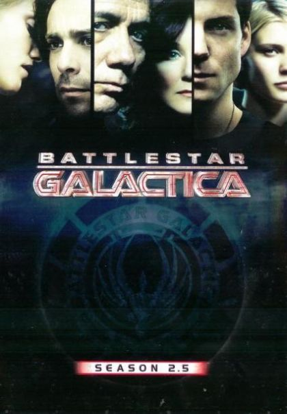 Image for Battlestar Galactica - Season 2.5