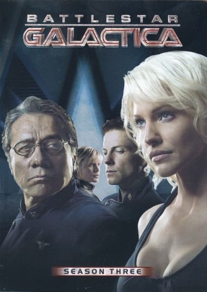 Image for Battlestar Galactica: Season 3