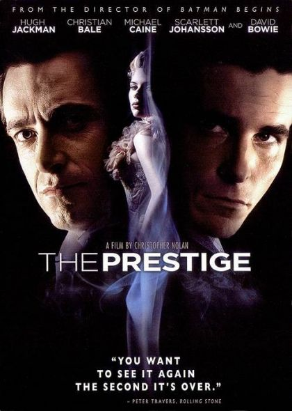 Image for The Prestige
