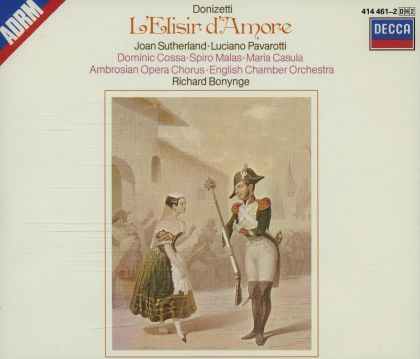 Image for Donizetti: L'Elisir d'Amore