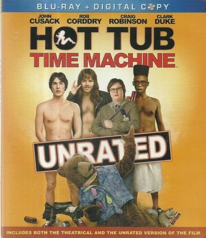 Image for Hot Tub Time Machine