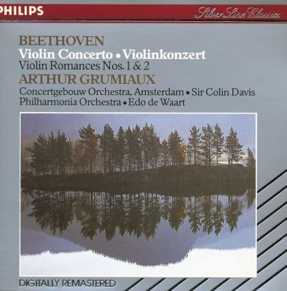 Image for Violin Concerto - Violinkonzert - Violin Romances