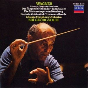 Image for Wagner Overtures