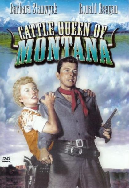 Image for Cattle Queen Of Montana