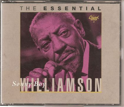 Image for The Essential Sonny Boy Williamson