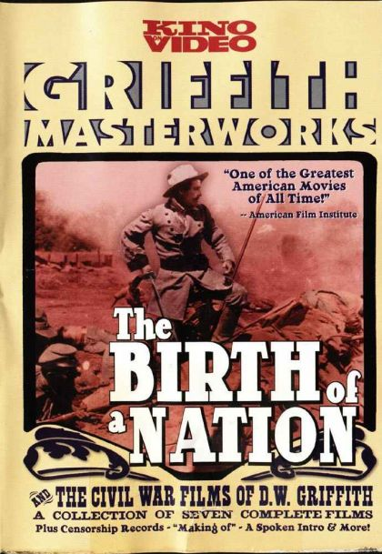 Image for Birth Of A Nation