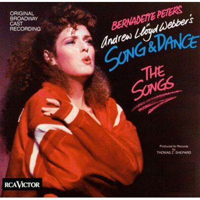 Image for Song & Dance: The Songs (Original Broadway Cast)