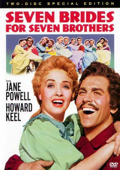 Image for Seven Brides For Seven Brothers