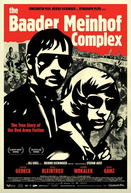 Image for Baader Meinhof Complex, The
