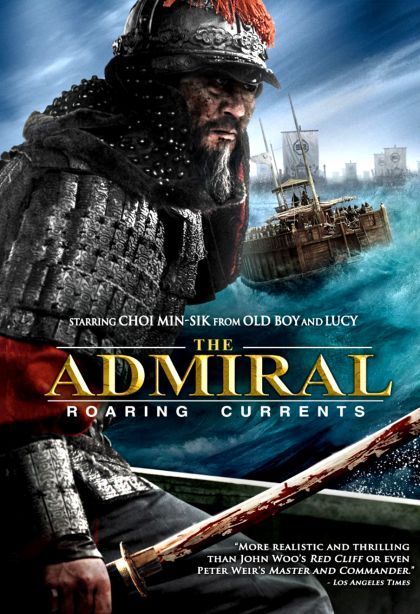 Image for The Admiral: Roaring Currents