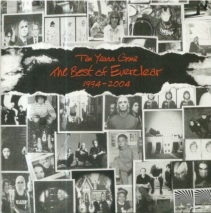 Image for Ten Years Gone : The Best Of Everclear