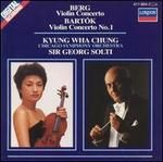 Image for Violin Concerto - Kyung Wha Chung Solti