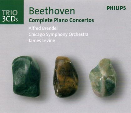 Image for Ludwig Van Beethoven: The Piano Concertos