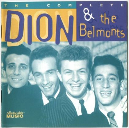 Image for The Complete Dion & The Belmonts