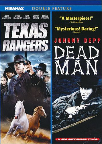 Image for Dead Man / Texas Rangers