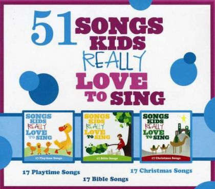 Image for Songs Kids Really Love To Sing
