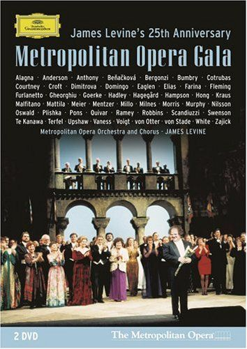 Image for Metropolitan Opera Gala: James Levine's 25th Anniv