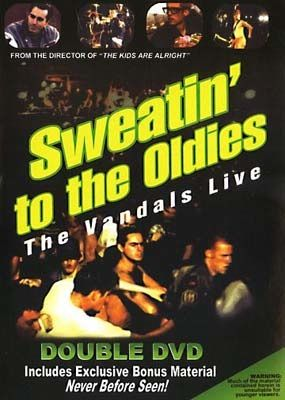 Image for Vandals: Sweatin' To The Oldies