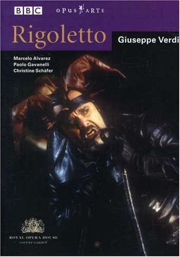 Image for Verdi: Rigoletto: Royal Opera House