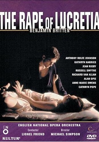 Image for Britten: Rape Of Lucretia
