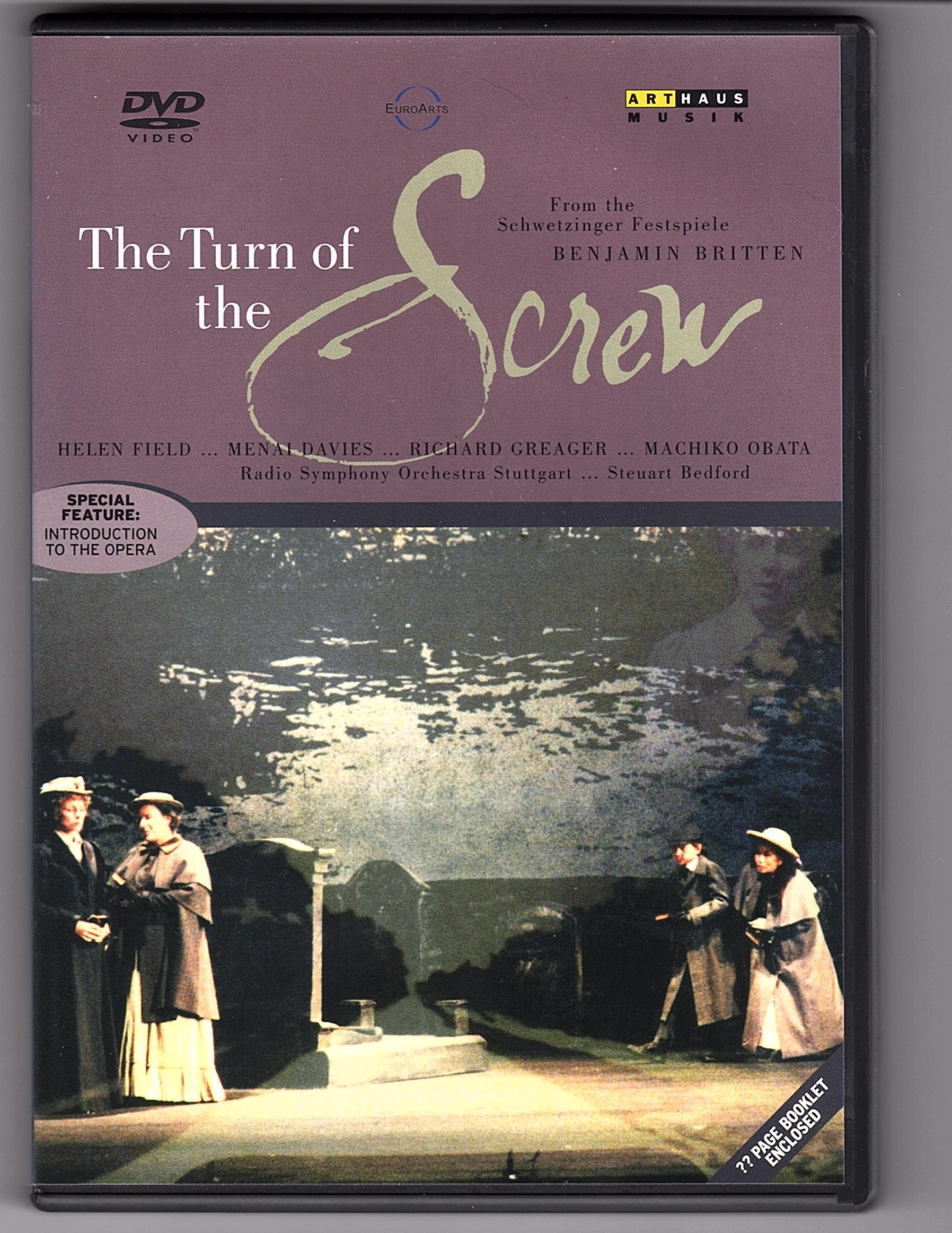 Image for Britten: Turn Of The Screw