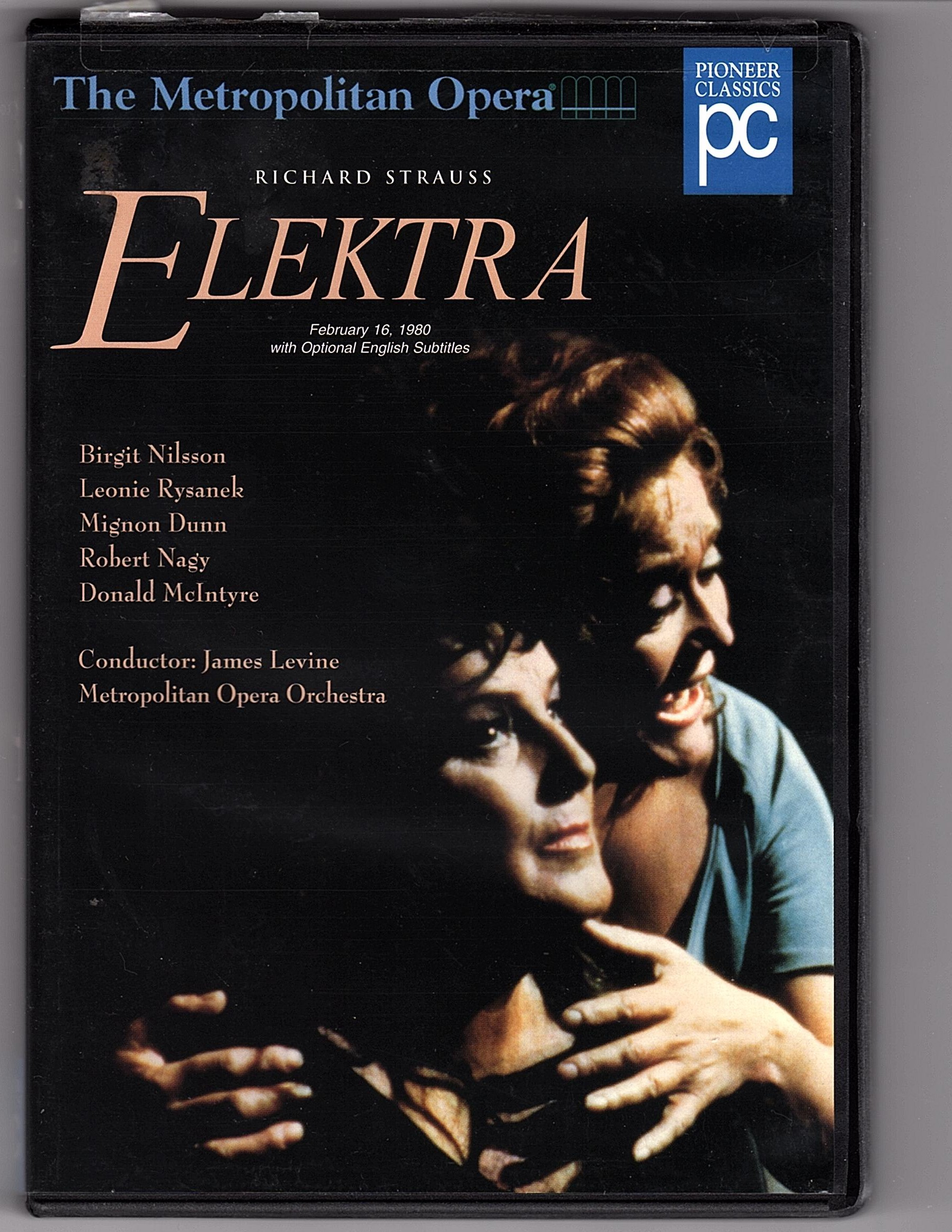 Image for Richard Strauss: Elektra: Metropolitan Opera