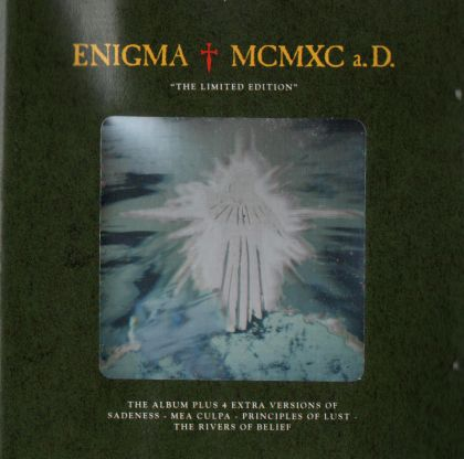 Image for Mcmxc A.D.