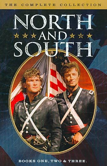 Image for North And South: Books One, Two & Three