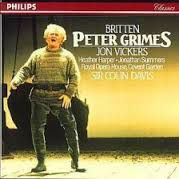 Image for Britten: Peter Grimes